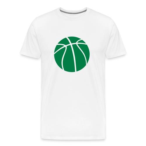 Players Play. Tough Players Win - Men's Premium T-Shirt