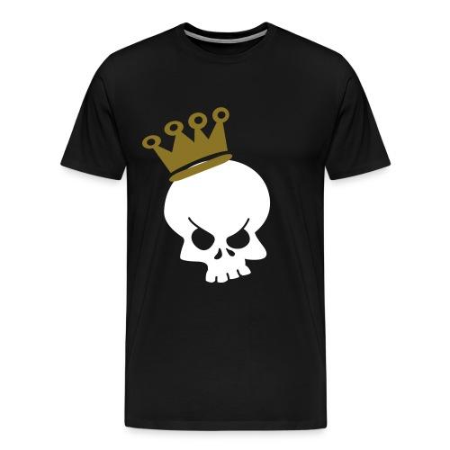 King-3 - T-shirt premium pour hommes