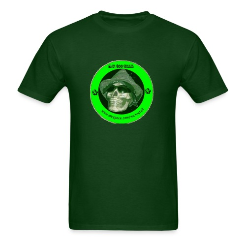 MC Too Tall Green Tee - Men's T-Shirt