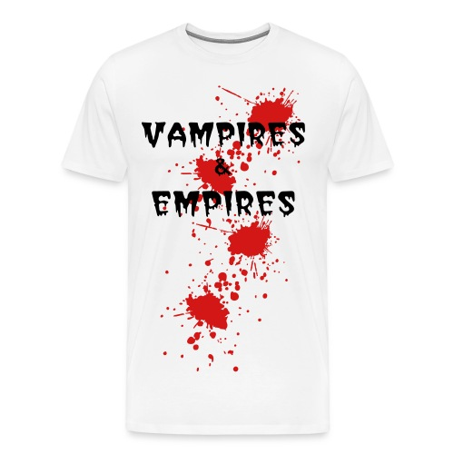 VAE blood shirt - Men's Premium T-Shirt