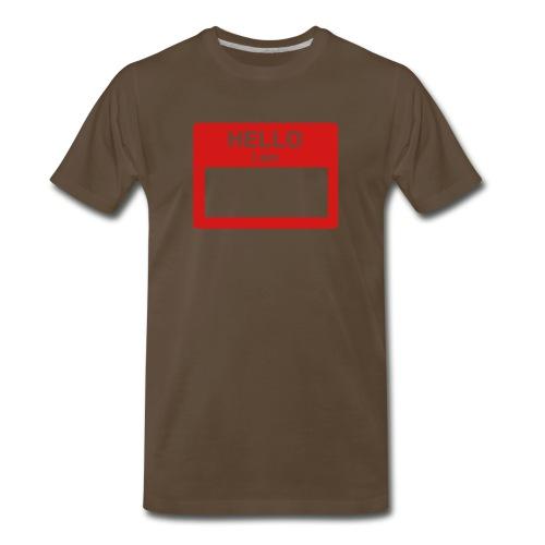 identity - Men's Premium T-Shirt
