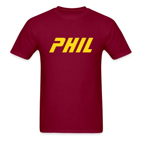 **SPECIAL: LIMITED TIME ONLY** Jim Zorn Commemerative Edition PHIL Shirt - Men's T-Shirt