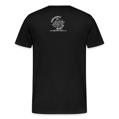 Goonies Never Say Die! Shirt - Men's Premium T-Shirt