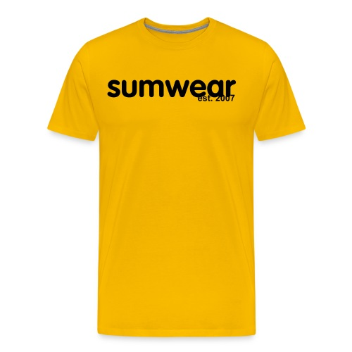 Sum T no.1 - Men's Premium T-Shirt