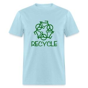 Men's Recycle - Men's T-Shirt