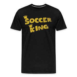 Falcon's Soccer - Men's Premium T-Shirt