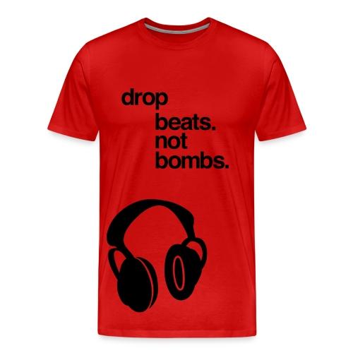 bomb - Men's Premium T-Shirt
