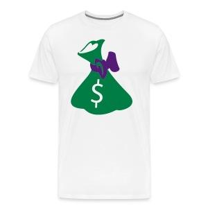 bagg of kash - Men's Premium T-Shirt