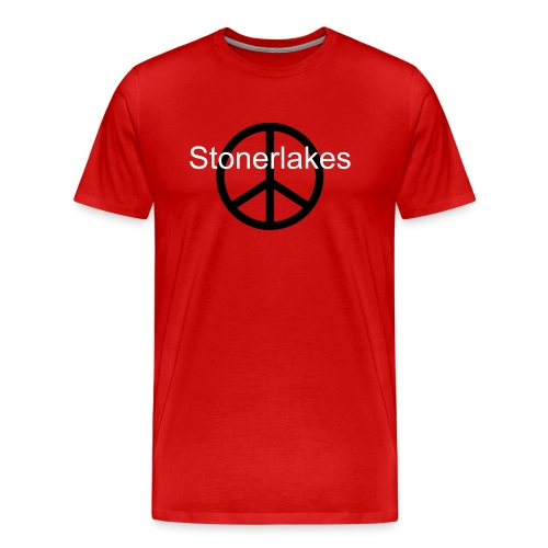 Peace at Stonerlakes - Men's Premium T-Shirt