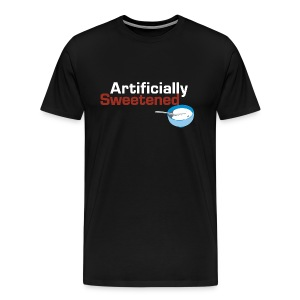 Artificially Sweetened - Men's Premium T-Shirt