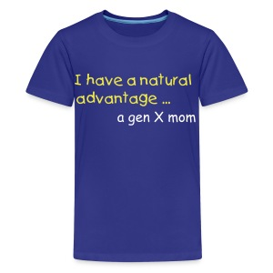 Natural Advantage - Kids' Premium T-Shirt