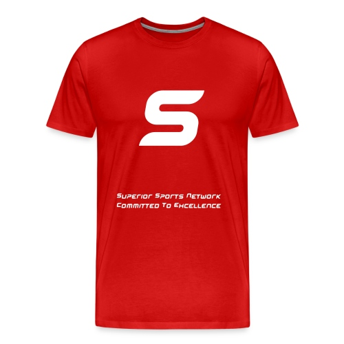 SSN - Commited To Excellence - Men's Premium T-Shirt