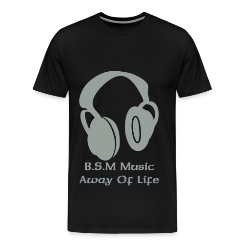 B.S.M Music Group - Men's Premium T-Shirt