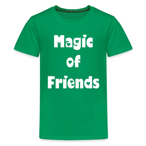 Small Friends - Kids' Premium T-Shirt