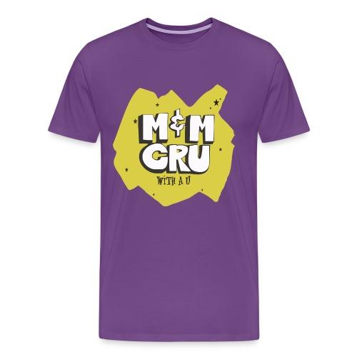 M&M Cru Tshirt - Men's Premium T-Shirt