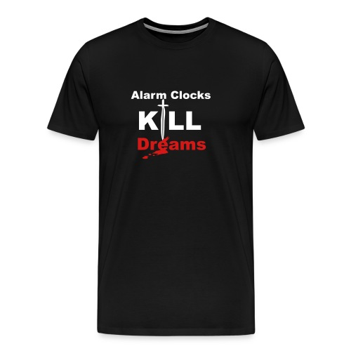 Not a morning person - Men's Premium T-Shirt