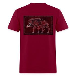 power boar - Men's T-Shirt