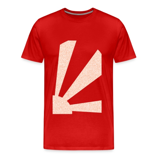 Rising Sun Ver. 2 - Men's Premium T-Shirt