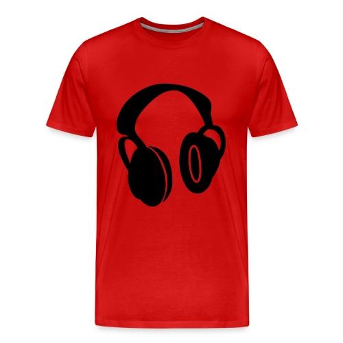LOUDER - Men's Premium T-Shirt