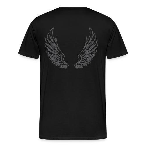 Mens Printed T-Shirt - Men's Premium T-Shirt