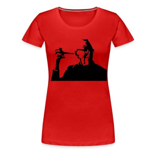 Karl Barth - Women's Premium T-Shirt