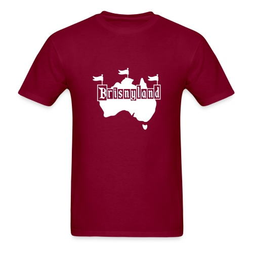 Brisnyland - Men's T-Shirt
