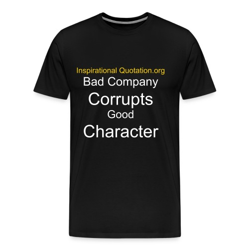 Company and Character - Men's Premium T-Shirt