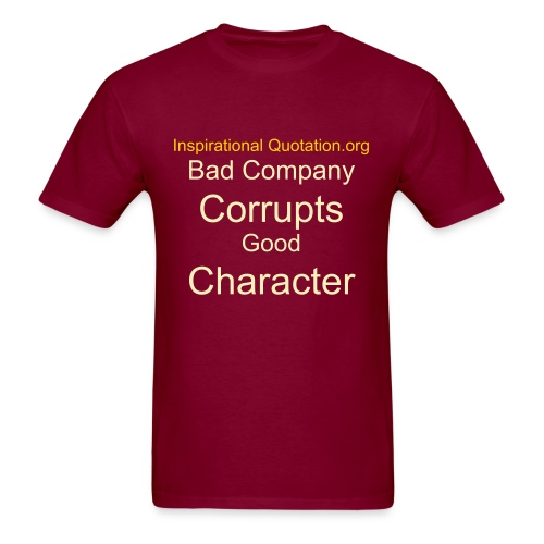 Company and Character - Men's T-Shirt