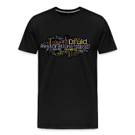 T-Shirts ~ Men's Premium T-Shirt ~ Restoration Cloud