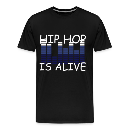 Cipha Hip Hop equalifed - Men's Premium T-Shirt