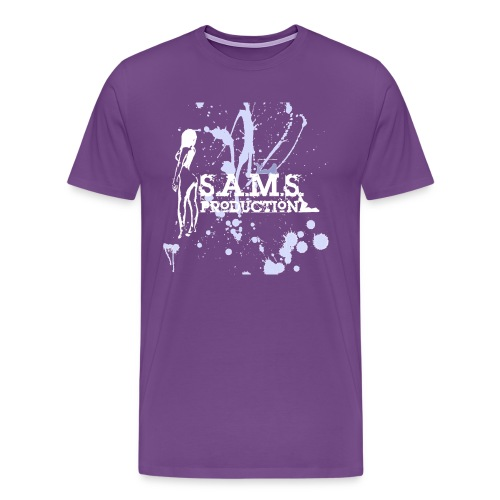 S.A.M.S ladies - Men's Premium T-Shirt