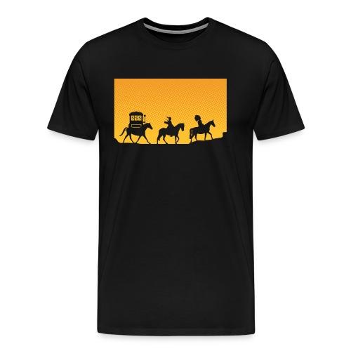 Nomadic Casino - Men's Premium T-Shirt