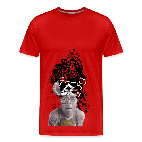 Mars Blackmon Sneakerhead Tee [Multicolor] - Men's Premium T-Shirt