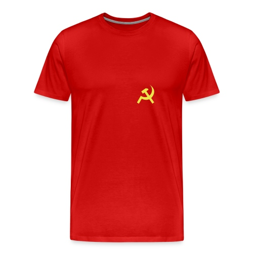 Commie - Men's Premium T-Shirt