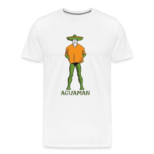 Aguaman - Men's Premium T-Shirt