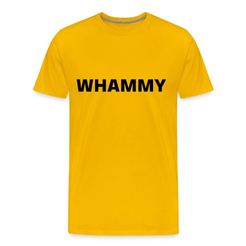 WHAMMY - Men's Premium T-Shirt