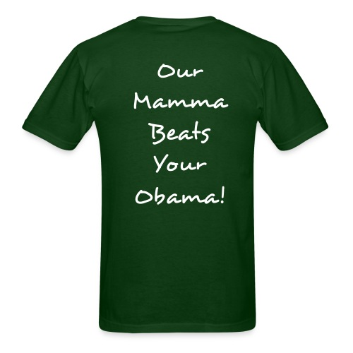 OMBYO Green Tee - Men's T-Shirt