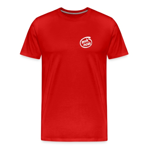 Geek Inside - Men's Premium T-Shirt