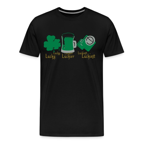 Irish Drinking Shirt - Men's Premium T-Shirt