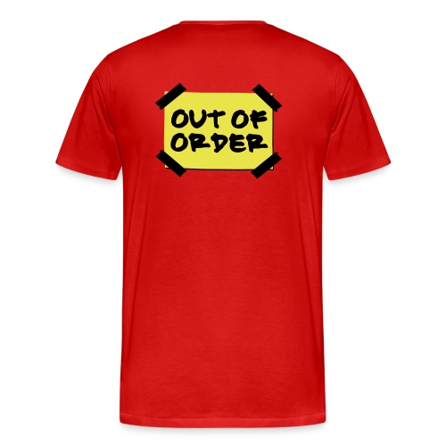 fun shirt - Men's Premium T-Shirt