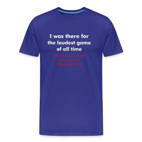 I Was There: Noise - Men's Premium T-Shirt