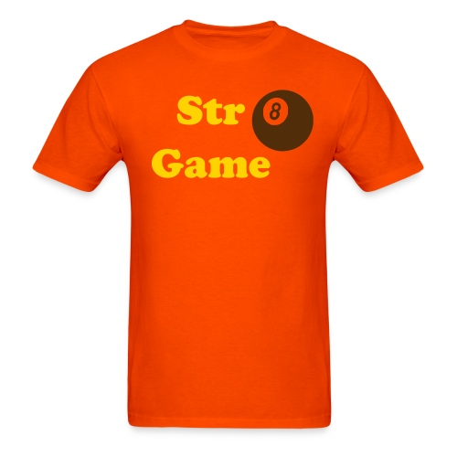 str8 game - Men's T-Shirt