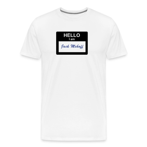jackmehoff - Men's Premium T-Shirt
