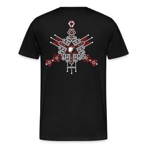 paniq - story of ohm - t-shirt - Men's Premium T-Shirt