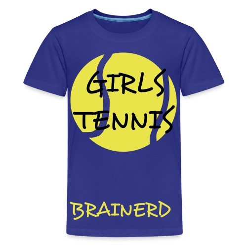 Girls Tennis shirt - Kids' Premium T-Shirt