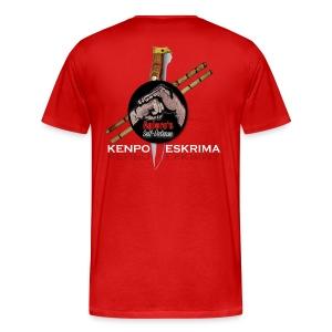 Kenpo Eskrima - Men's Premium T-Shirt
