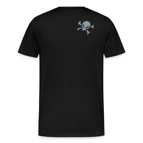 Cross Bones  - Men's Premium T-Shirt