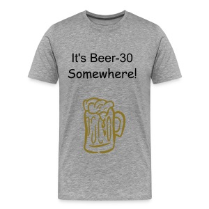 Beer 30 - Men's Premium T-Shirt