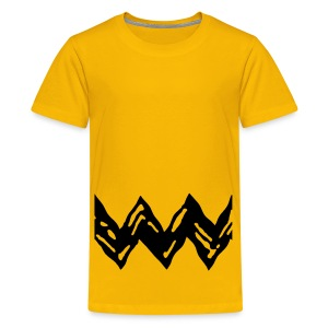 CHARLIE BROWN T-Shirt - Kids' Premium T-Shirt