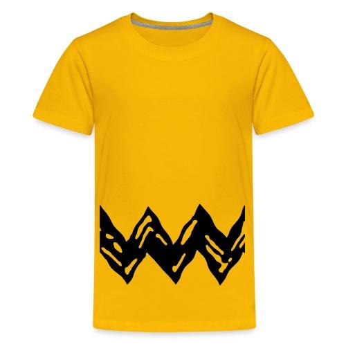 CHARLIE BROWN T-Shirt - Kids' Premium T-Shirt